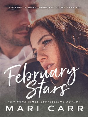 cover image of February Stars